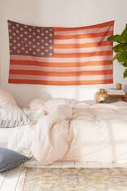 American Flag Duvet Small American Flag Tapestry Spaces Room Decor And Pallets