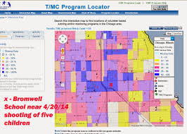 Chicago Homicide Map by Tutor Mentor Institute Llc Follow Up To Chicago Violence Map