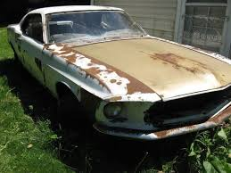 69 ford mustang fastback for sale buy used 1969 ford mustang fastback project car in cleveland
