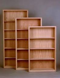 solid oak bookcases for sale medium size of solid wood bookcases