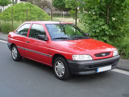 90 Ford Escort A Classic In Focus Ford Escort Exchangeandmart Co Uk
