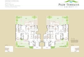 palm terraces select floor plan