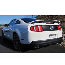 2010 mustang spoiler car truck spoilers wings for ford mustang with warranty ebay
