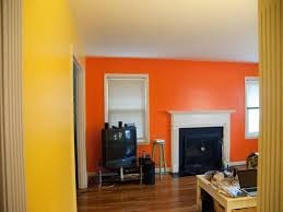 best 25 orange wall paints ideas on pinterest wall painting