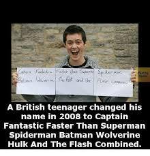 Fantastic Memes - captain fantastic faster than superme spiderman cts book patman