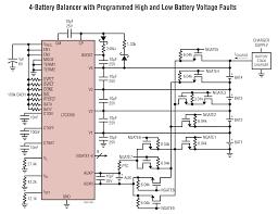 ltc3305 lead acid battery balancer linear technology
