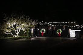 christmas lights freeman landscape texarkana