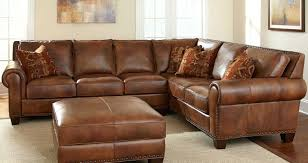 Top Quality Leather Sofas Abbyson Living Ashton Top Grain Leather Sofa And Loveseat Set