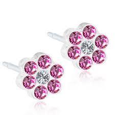 plastic earrings nickel free plastic earrings blomdahlusa