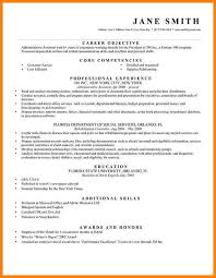 Mit Sample Resume by 8 How To Make Cv For Job Example Resume Language