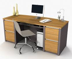 desk office u2013 l shaped office desk durable metal leg frame metal