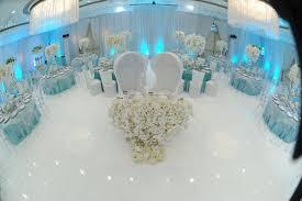 mariage bleu et blanc bleu ciel zoé mariage