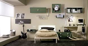 Contemporary Teen Bedroom Design Ideas With Bright Color Will - Designing teenage bedrooms