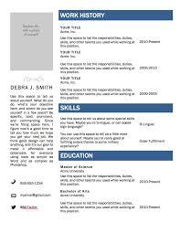 Free Download Sample Resume by Sample Resume Format Download In Ms Word Sample Resume Format