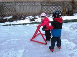 How To Build A Backyard Ice Rink by Building A Backyard Skating Rink Ice Work If You Can Get It