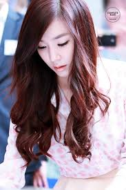 popular kpop hair colours like her hair color debating if i should dye it that color