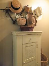 ash tree cottage my vintage hat rack has a new home