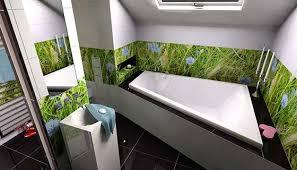 glasbilder für badezimmer glasbilder fr badezimmer geeignet optische tuschung illusion