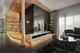 le wohnzimmer led 55 wohnzimmer ideen die moderne trifft das klassische
