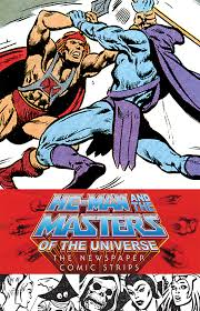 he man and the masters of the universe these awesome new books chronicle the world of masters of the