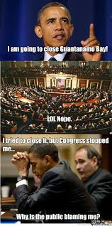 Congress Meme - blame congress not obama by kadothechameleos meme center