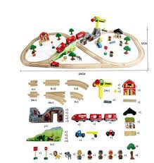 Making Wooden Toy Train Tracks by Online Buy Wholesale Locomotive Model Train From China Locomotive