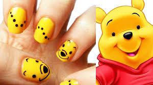 pooh nail art www sbbb info