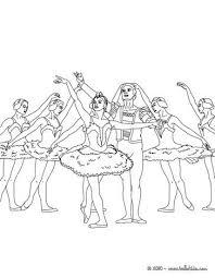 80 art ballet coloring pages kids images