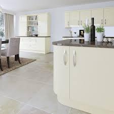 interesting high gloss cream kitchen doors vibrant sohbetchath com
