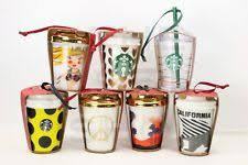 starbucks ornament ebay