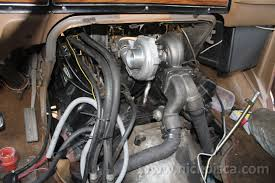 hypermax turbo van kit install 7 3 idi ford truck enthusiasts
