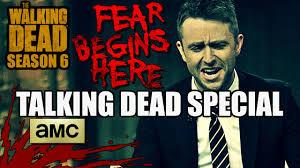 the walking dead season 6 talking dead special on august 23rd