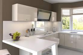 couleur de mur pour cuisine idée couleur mur pour cuisine blanche en photo