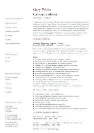 sample of resume for call center call centre resume sample sample