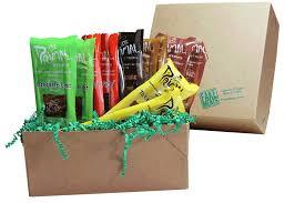 Vegan Gift Basket Primal Strips Gift Set
