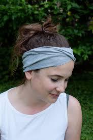 yoga headband tutorial twisted yoga headband allfreesewing com