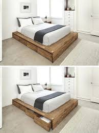 How To Make A Box Bed Frame T4taharihome Page 7 Box Bed Frame With Drawers Plywood Bed Frame