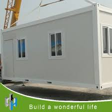 composite 20 ft container house villa