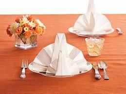 10 chic napkin foldings for fall entertaining eatwell101