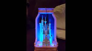 hallmark cinderella castle ornament