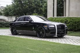 Rolls Royce Ghost With A Mansory Kit Rare Cars For Sale Blograre