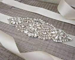 wedding dress sashes wedding belts sashes etsy