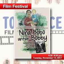 ulasan film nina bobo tolerance film festival 2017 nina bobo untuk bobby a lullaby for