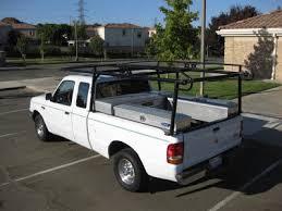 ford ranger ladder racks 97 ford ranger 1997 ford ranger xlt supercab 4cyl w utility