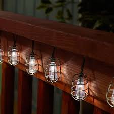solar powered outdoor string lights 85 best outdoor decor images on pinterest