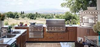outdoor kitchen cabinet door hinges designing the outdoor kitchen kga studio architects