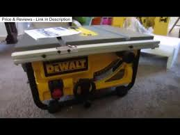 dewalt table saw review dewalt dw745 table saw honest review 2017 wood from home pinterest