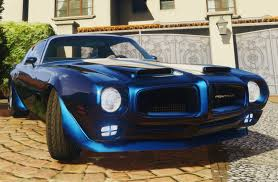 pontiac 1970 pontiac firebird add on replace tuning gta5 mods com