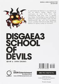 to turn a schoolyard into disgaea 3 of devils volume 2 shin sasaki 9781926778792