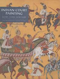 painting book indian court painting 16th 19th century metpublications the